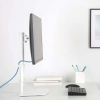 Soporte LCD Premium Freestand Accesorio para LCD para oficina y hogar.Características-diseño: Capacidad peso: máximo 6 Kg. Compatible norma VESA 75*75 y 100*100.Para monitores entre 17¨y 27¨.Sistema de montaje freestand. Guía para 10 ajustes de altura.Permite una fácil instalación.