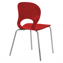 Sillas muebles cafetería salas de espera oficinas auditorios apilable