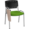 Silla ergonómica, cómoda, económica. Para Salas de Capacitación, Universidades